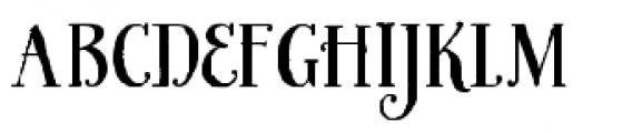 Honey Bee Font LOWERCASE