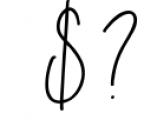 Hobbies Signature Font Font OTHER CHARS