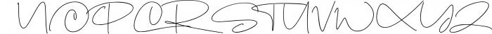 Hobbies Signature Font Font UPPERCASE