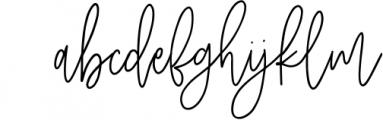 Hobbies Signature Font Font LOWERCASE