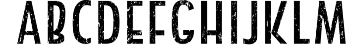 Holder Sans Font Family 4 Font UPPERCASE