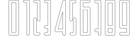 Horus - Font Family 1 Font OTHER CHARS