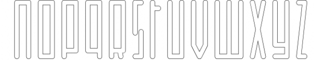 Horus - Font Family 1 Font LOWERCASE