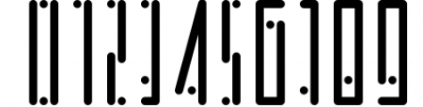 Horus - Font Family 3 Font OTHER CHARS