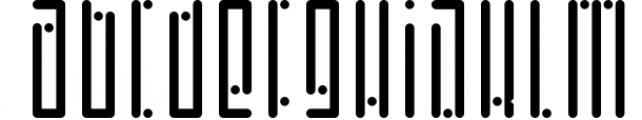 Horus - Font Family 3 Font LOWERCASE