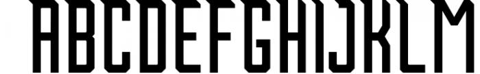Houston Sports Font Family 1 Font UPPERCASE