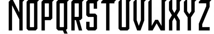 Houston Sports Font Family 2 Font UPPERCASE