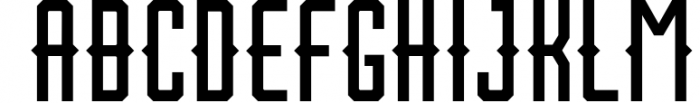 Houston Sports Font Family Font UPPERCASE