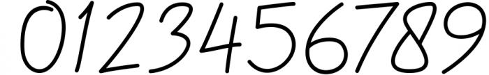 Housttik Handwritten Script Font OTHER CHARS