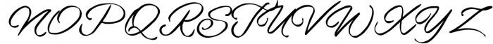 Howar Script | Elegant Handwritted Font UPPERCASE