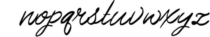 Howar Script | Elegant Handwritted Font LOWERCASE
