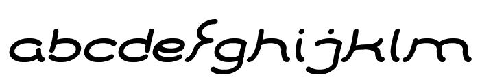 HONESTLY Italic Font LOWERCASE