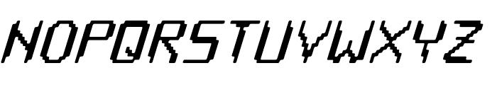 HOUSEPIPES Italic Font LOWERCASE
