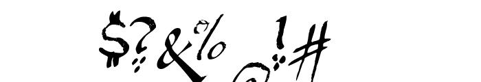 Hobbiton BrushhandHobbiton brush Font OTHER CHARS