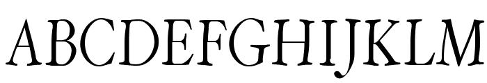 HoffmanFL Font UPPERCASE
