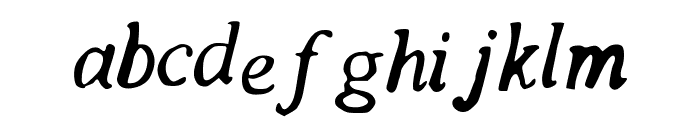 HoldMeClose Font LOWERCASE