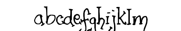 Holiday_Serif Font LOWERCASE