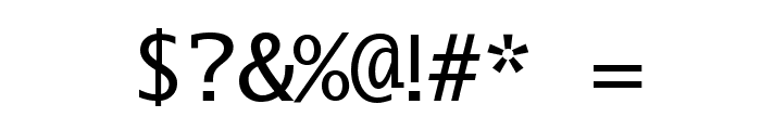 Holiland Lux Font OTHER CHARS