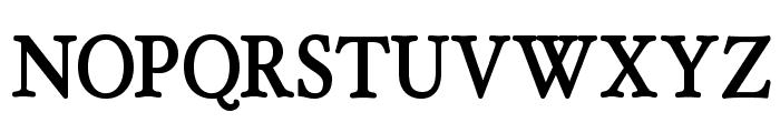 HollaMediaeval-Bold Font UPPERCASE