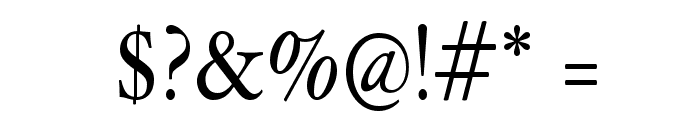 HollaMediaeval Font OTHER CHARS
