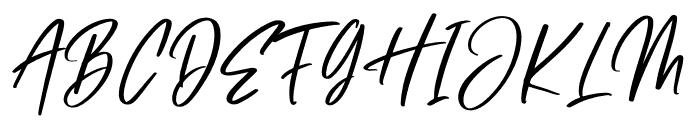 Hollanda Font UPPERCASE