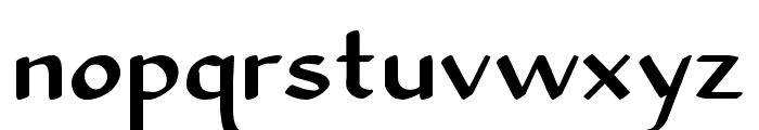 Holly Font LOWERCASE