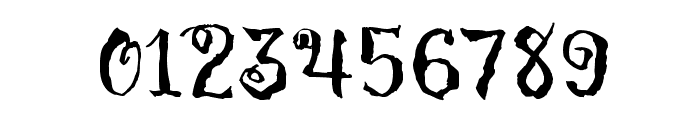 Hollyweird LET Plain:1.0 Font OTHER CHARS