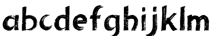 Holmes207 Titling Font LOWERCASE