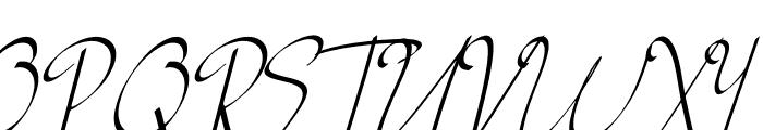 Holy Lonto Font UPPERCASE