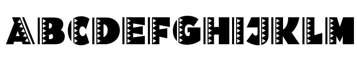 Holy Ravioli NF Font UPPERCASE