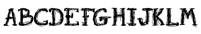 Holyrose Sale Font UPPERCASE