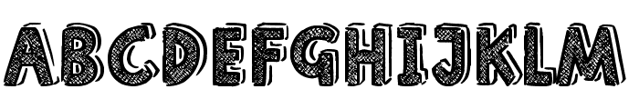 Home School Font LOWERCASE
