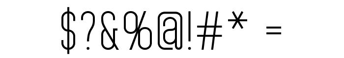 HomePlanetBB-Regular Font OTHER CHARS