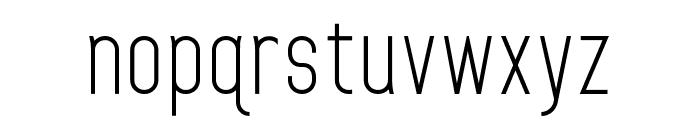 HomePlanetBB-Regular Font LOWERCASE