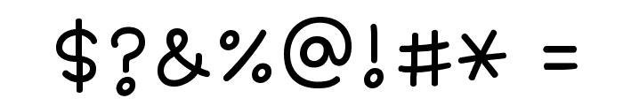 Homekorro Font OTHER CHARS