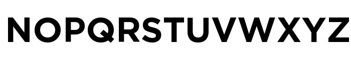 HomepageBaukasten-Bold Font UPPERCASE