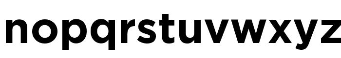 HomepageBaukasten-Bold Font LOWERCASE