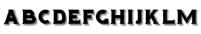 Hominis Font LOWERCASE