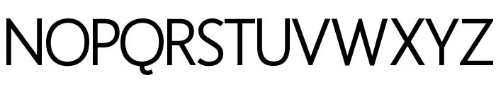 Homizio Medium Font UPPERCASE