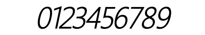 Homizio Nova Italic Font OTHER CHARS