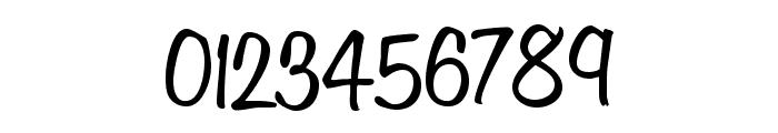 Honey Script SemiBold Font OTHER CHARS