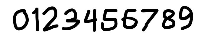 HoneyBee Black Font OTHER CHARS