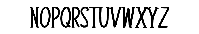 Honeybae Font UPPERCASE