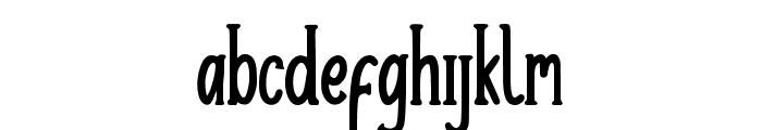 Honeybae Font LOWERCASE