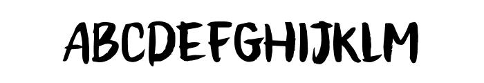 HoneyvoidDEMO Font UPPERCASE