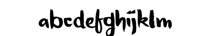 HoneyvoidDEMO Font LOWERCASE