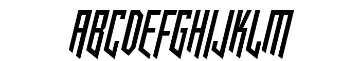 HookedUpOneOhOne-Regular Font UPPERCASE