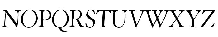 HopeRound Font UPPERCASE
