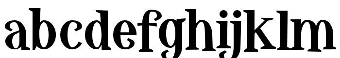 HopelessHeartDEMO Font LOWERCASE