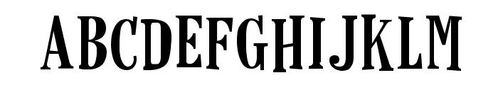 Horseshoes Font LOWERCASE